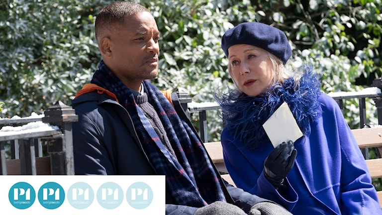 """Will Smith och Helen Mirren i """"Skönheten i allt"""""""