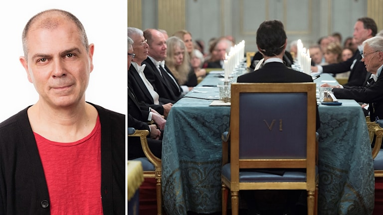 Mattias Berg och Svenska Akademien