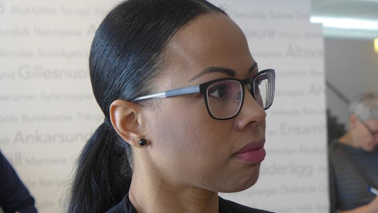 Alice Bah Kuhnke, kulturminister