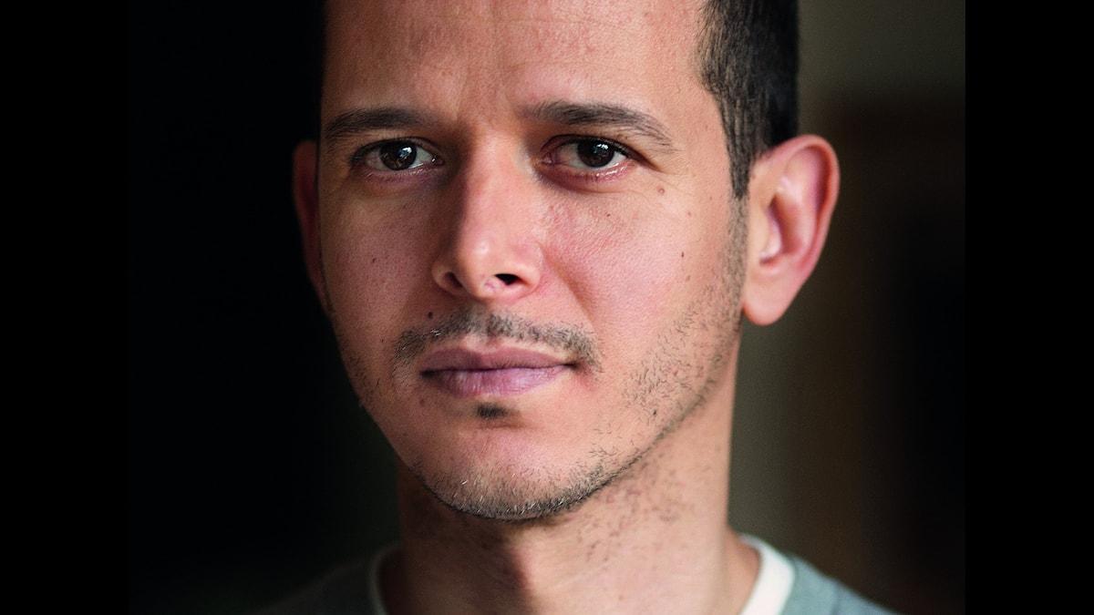 Författaren Abdellah Taïa.