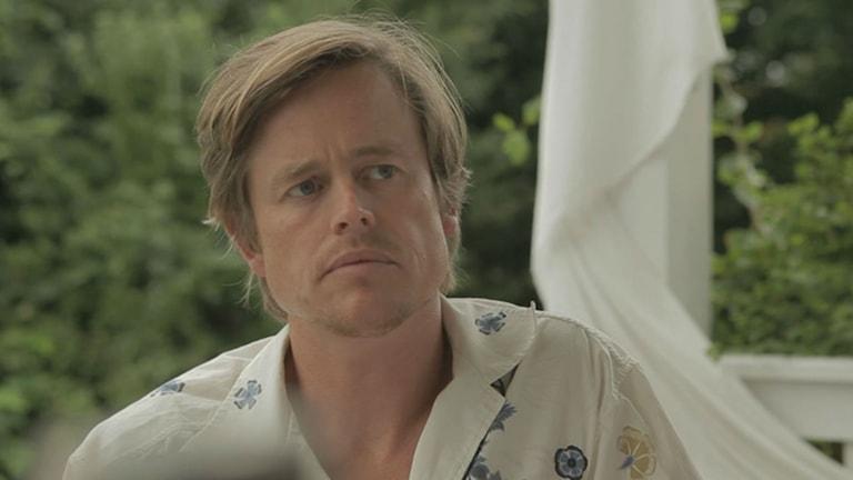 """Caspar Phillipson i filmen """"Jasägaren""""."""