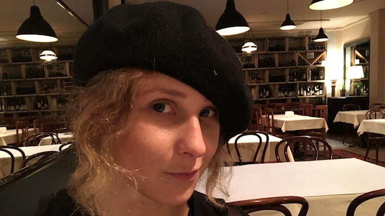 Maria Aljochina i Pussy Riot i Moskva.