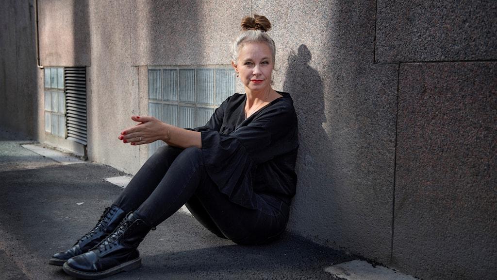 Sara Stridsberg är nominerad till det brittiska priset