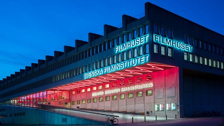 Svenska Filminstitutets satsar på kortfilm i valet 2018