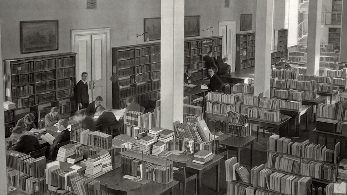 Biblioteket (2010)