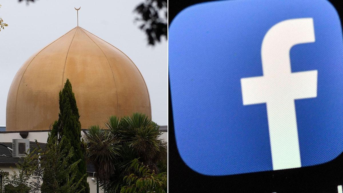 Dådet direktsändes på Facebook - ingen anmälde.