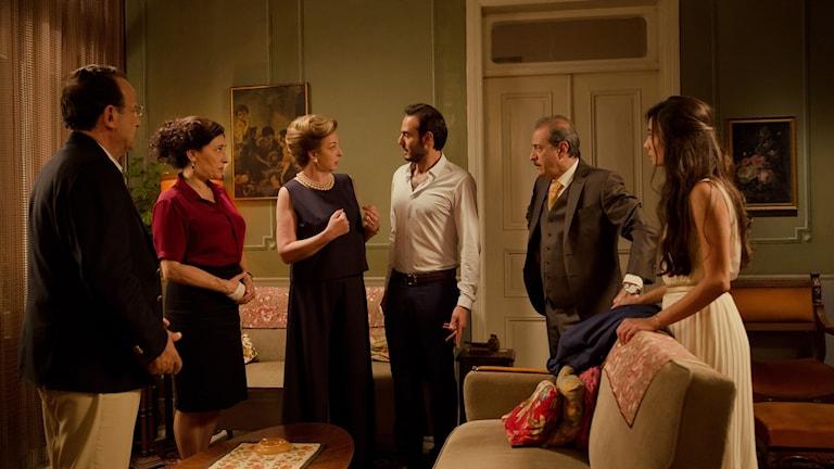 "Scen ur Sophie Boutros film ""Mahbas"" som visas under Arab Women Film Festival"