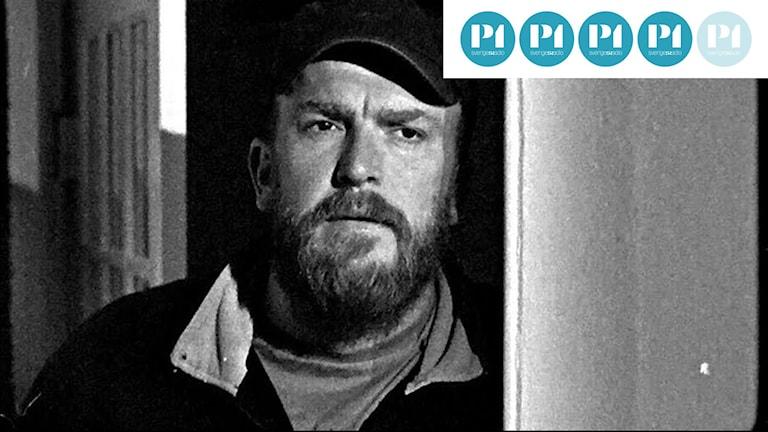 "Edward Rowe som fiskaren Martin i ""Bait""."