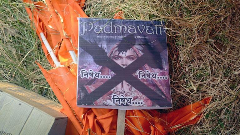 """Filmen """"Padmavati"""" har rört upp känslor i Indien."""