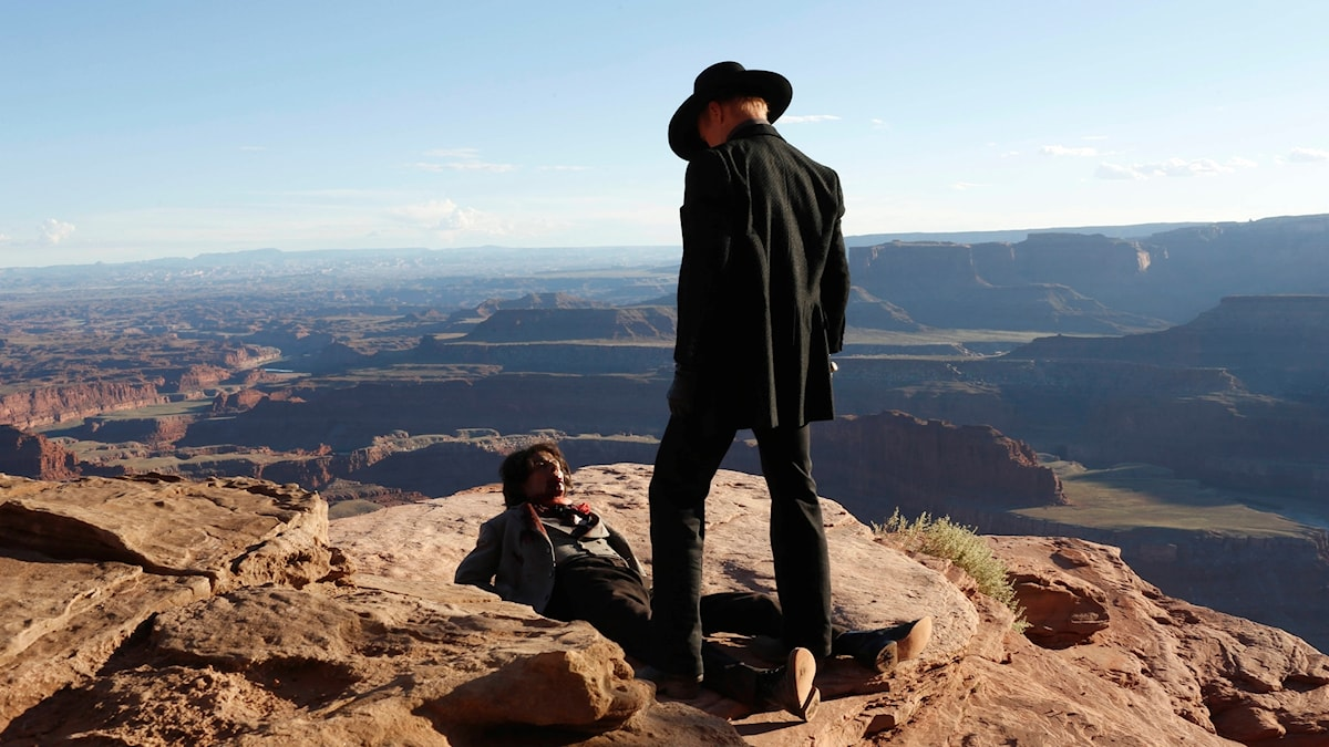 ur tv-serien Westworld