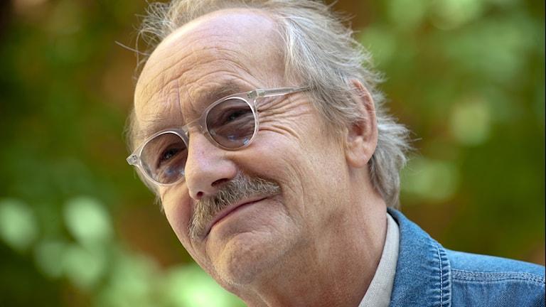 Skådespelaren Gösta Ekman.