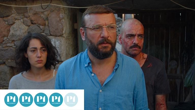"""Stillbild ur den turkiska filmen """"När fjärilarna kommer""""."""