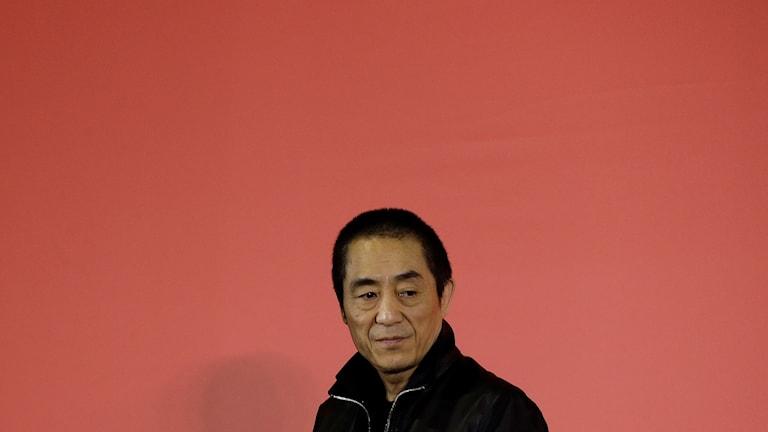 """Den kinesiske filmregissören Zhang Yimous film """"One second"""" visades aldrig på Berlins filmfestival."""