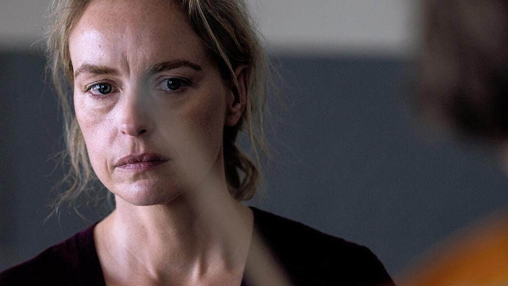 """Nina Hoss i filmen """"Das vorspiel"""" (The Audition)"""
