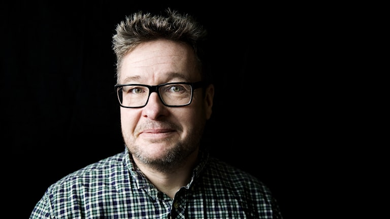 Författaren Kristian Lundberg.