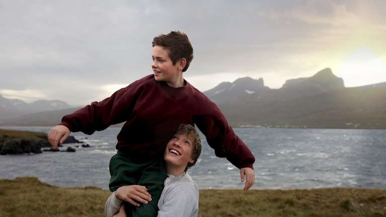 """Isländska """"Heartstone"""" av Gudmundur A. Gudmundsson."""