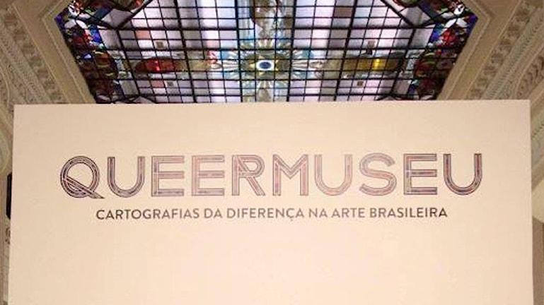 Queerutställning Brasilien