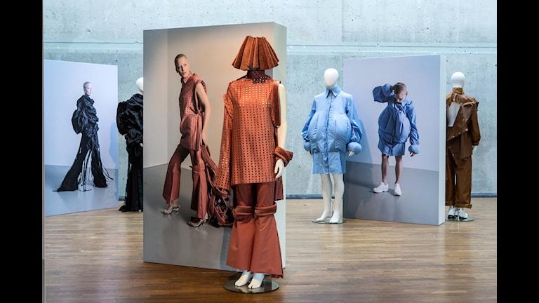 Mode i sju akter på Kulturhuset i Stockholm sommaren 2016.