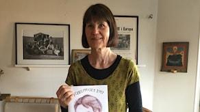 Författaren Gunilla Lundgren driver projektet Nobel i Rinkeby.