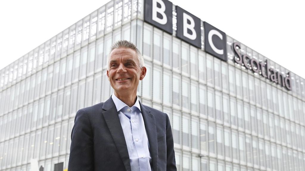 BBC-chefen Tim Davie.