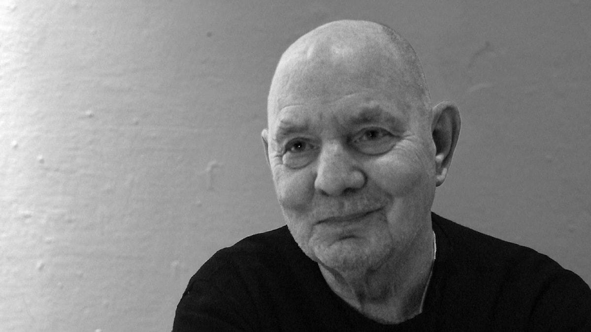 Författaren och dramatiken Lars Norén
