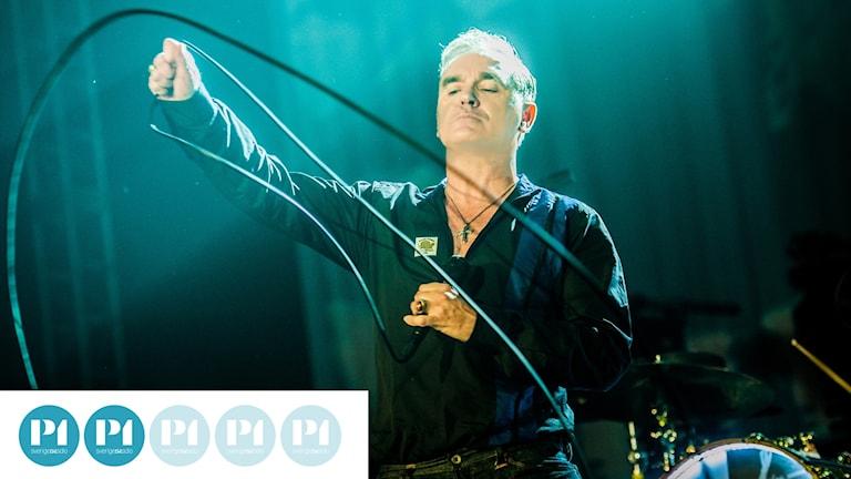 """Morrisseys nya skiva heter """"Low in high school"""""""