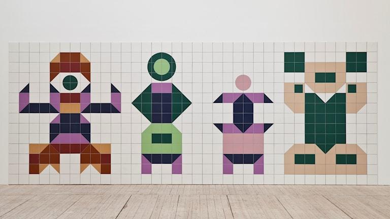 """Ruth Wolf-Rehfeldt """"Cagy Being / Käfigwesen"""", 1989/2017"""