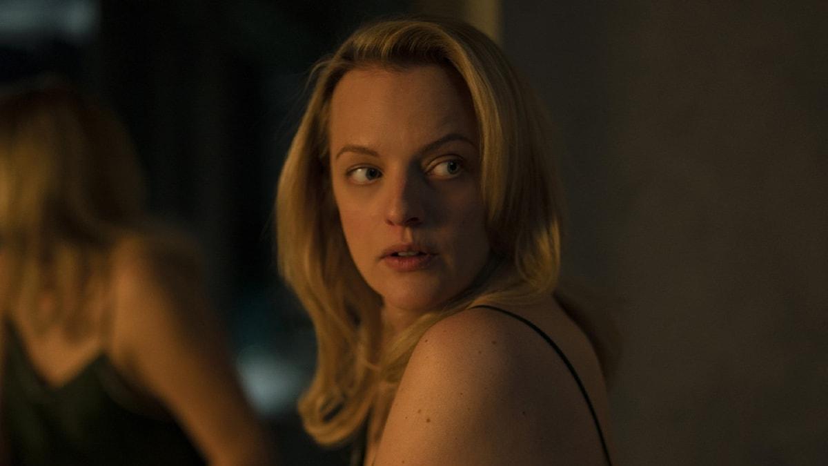 """Elisabeth Moss spelar Cecilia som är jagad av en osynlig man i """"The Invisible Man""""."""