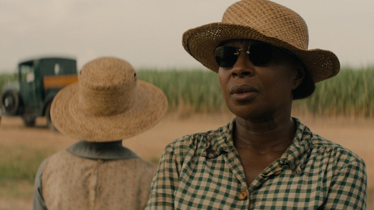 Mary J Blige i Mudbound.