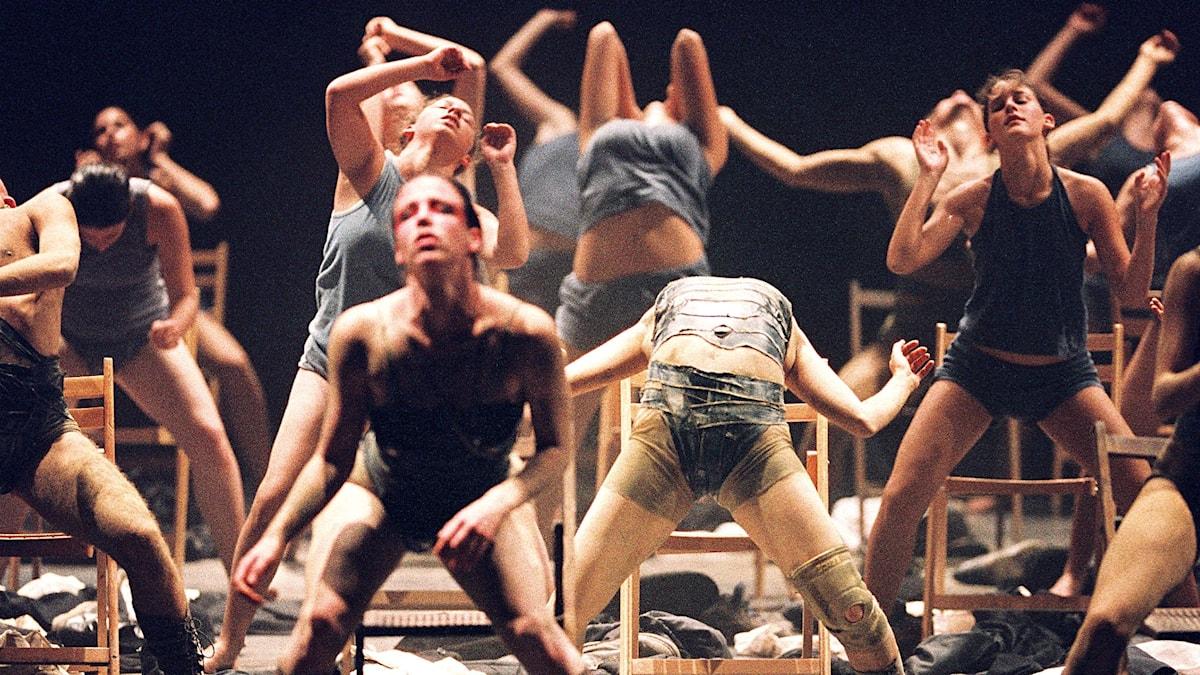 Batsheva Dance Company och dess ledare Ohad Naharin skildras i dokumentären Mr Gaga.