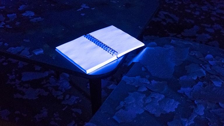 Raqs Media Collective, installation, Brytningstider.
