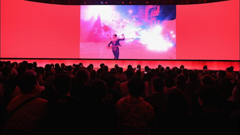 Under årets E3-mässa har ett flertal svenska spel presenterats.