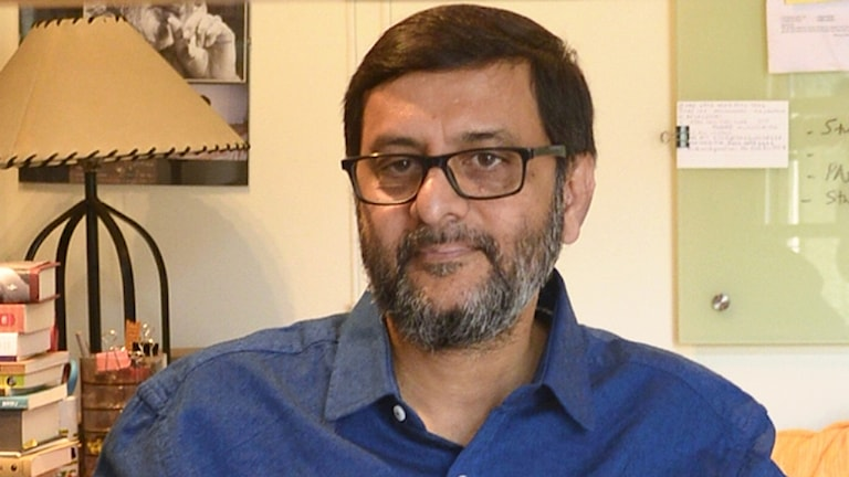 Den indiske författaren Vivek Shanbhag.