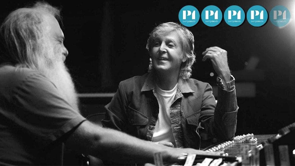 Paul McCartney och Rick Rubin pratar om Beatles-låtar i McCartney 3 2 1.