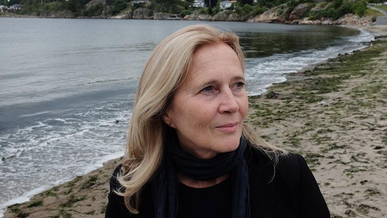Poeten Katarina Frostenson.
