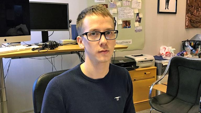 Tom Granberg Filipp, filmarbetare, TGF Production, Öjebyn, Piteå.