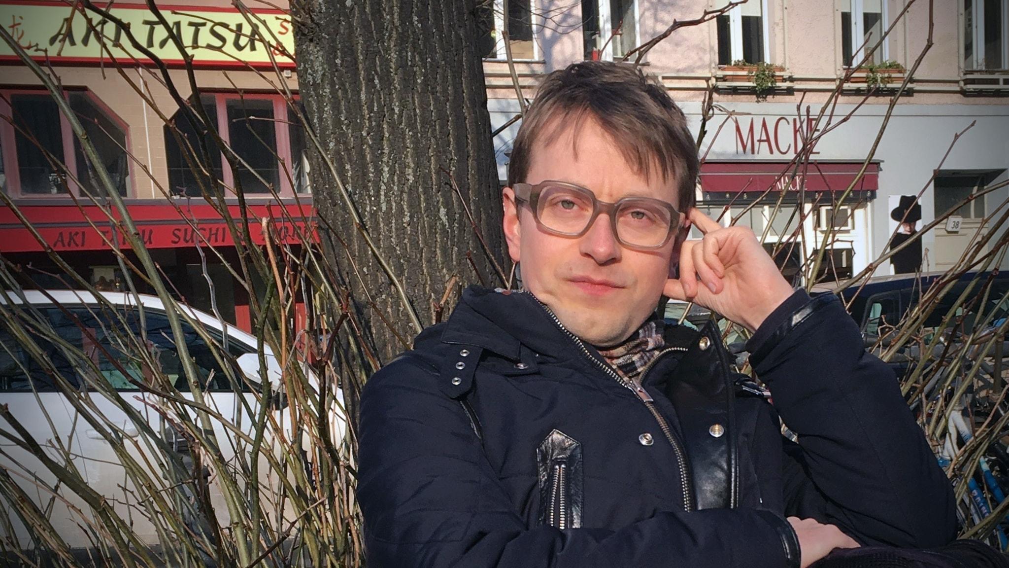 Malte Persson om den snirkliga vägen till poesins nerv