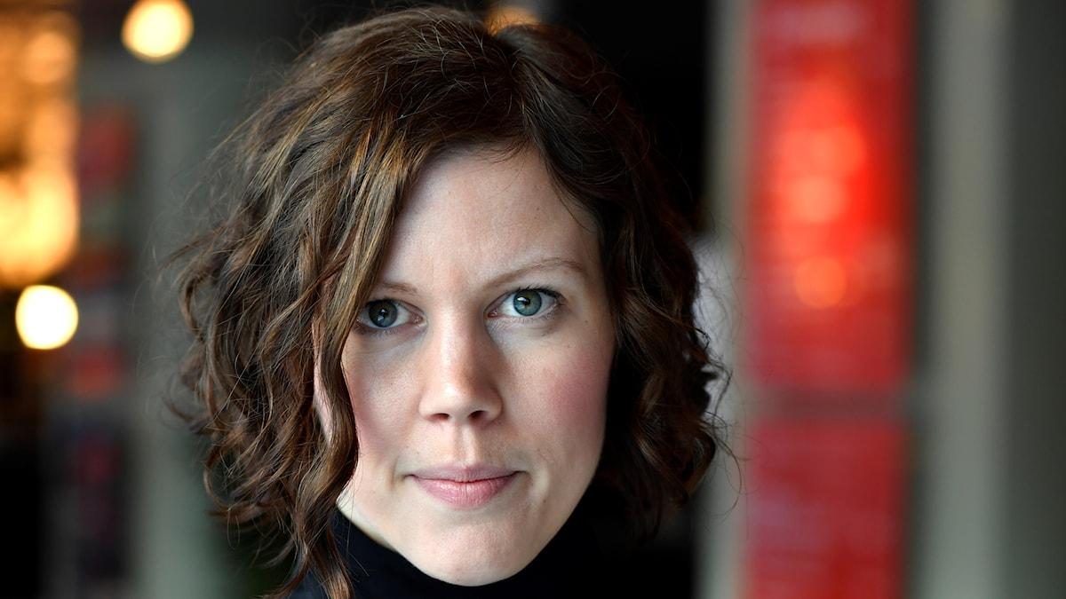 Filmregissören Amanda Kernell.