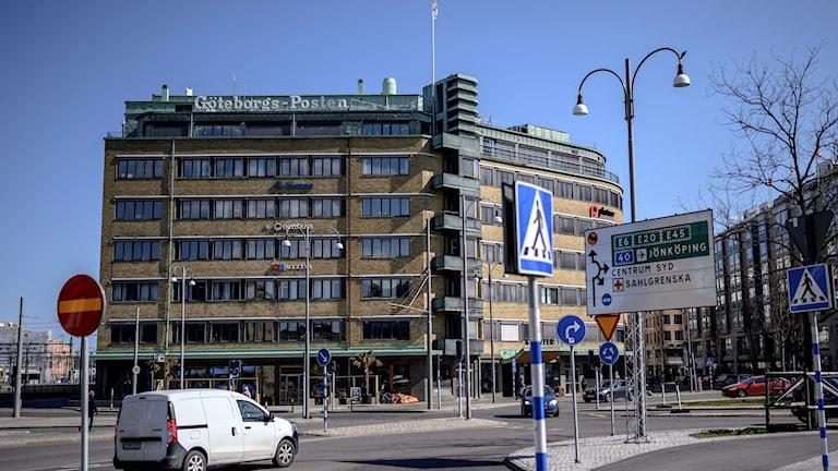Stampen äger bland annat Göteborgs-Posten.