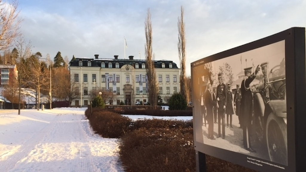 Örnsköldsvik museum och konsthall.