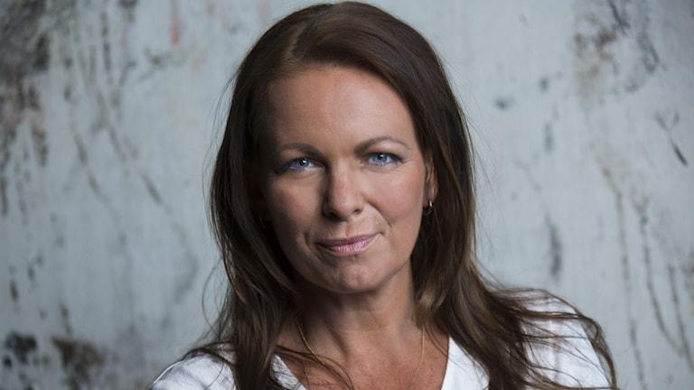 Författaren Katarina Wennstam.