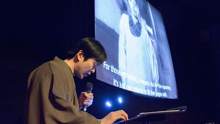 Benshin Ichiro Kataoka.