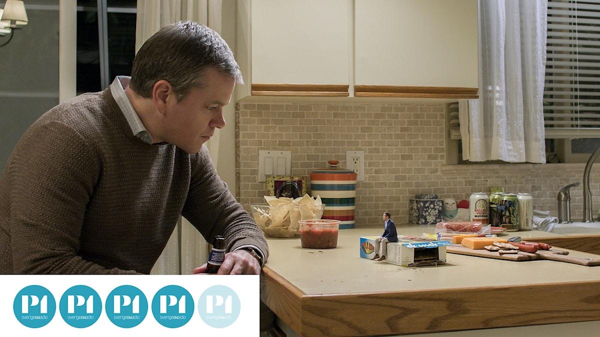 """Matt Damon i """"Downsizing""""."""