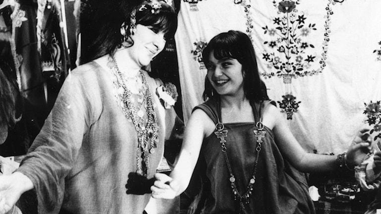 Jamila och Suhaila Salimpour