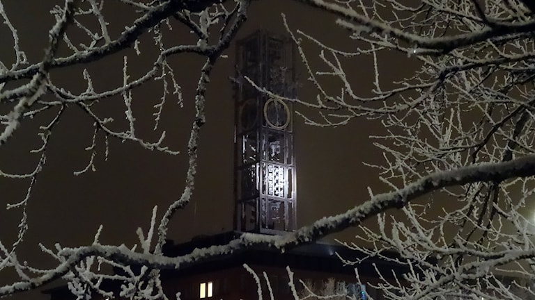 Klocktornet, Kiruna stadshus