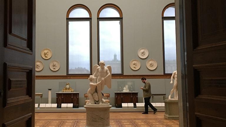 En del av Nationalmuseum.
