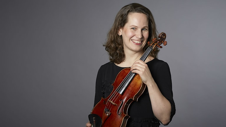 Violinisten Malin Broman