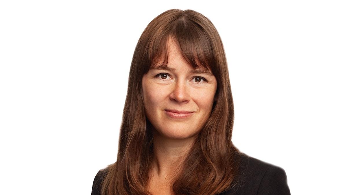 Sofia Wadensjö Karén, ny vd på UR.