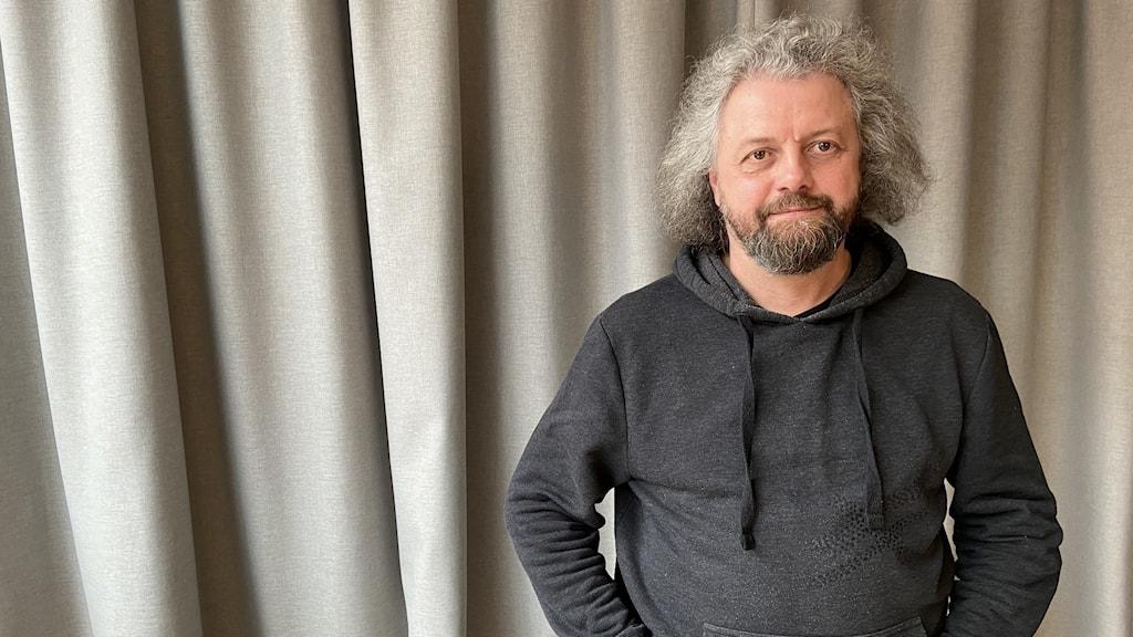 Den belarusiske poeten Dmitrij Strotsev deltar i Uppsala Internationella Litteraturfestival