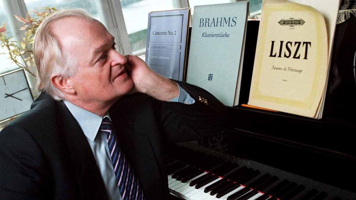 Pianisten Janos Solyom.